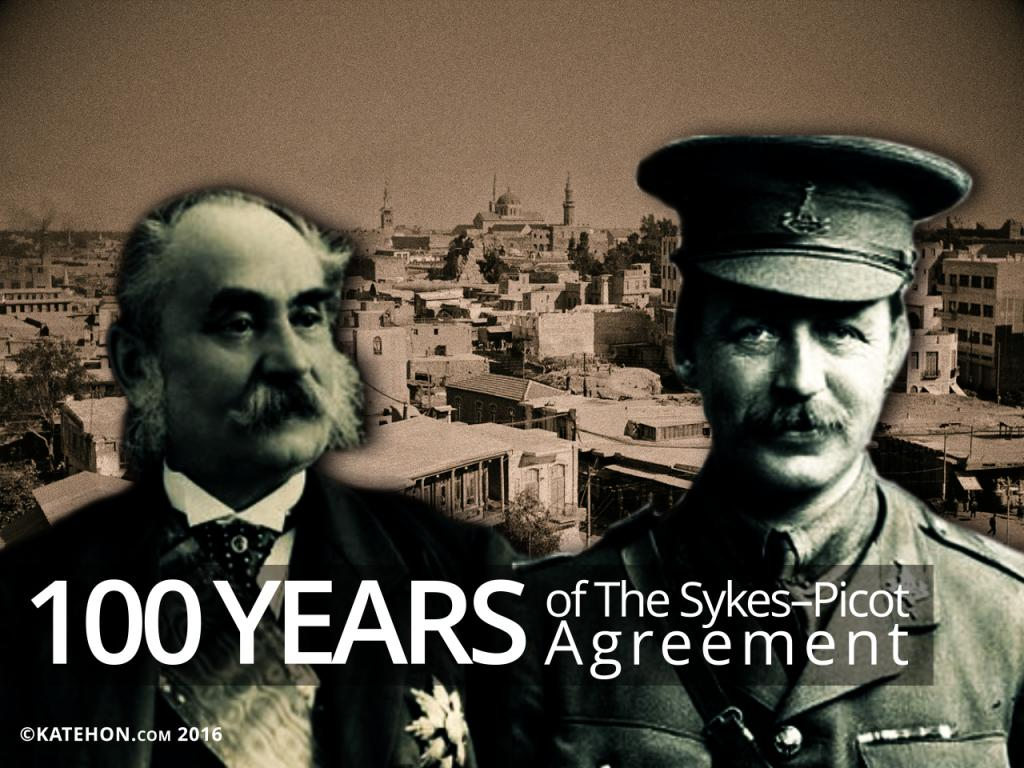 100 Years After The Sykespicot Agreement Katehon Think Tank