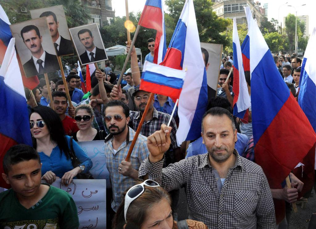 russia and syria historical relationship