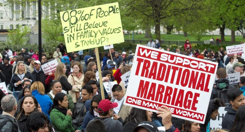 people marriage Why oppose gay