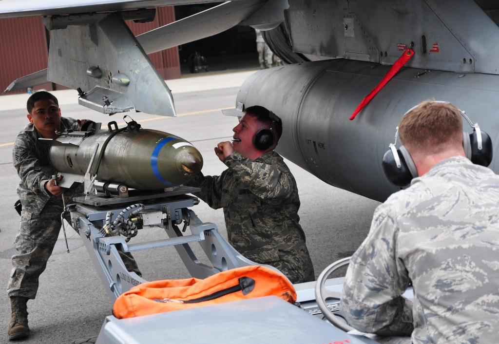 air force nuclear weapons