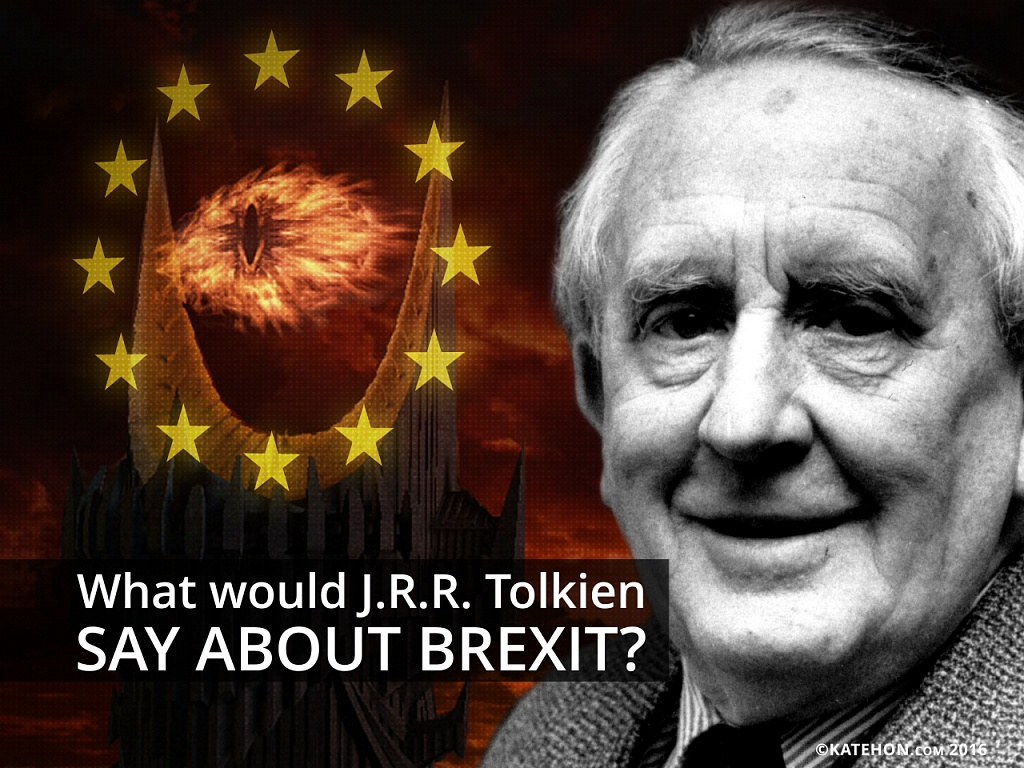 what would j r r tolkien say about brexit think tank what would j r r tolkien say about brexit