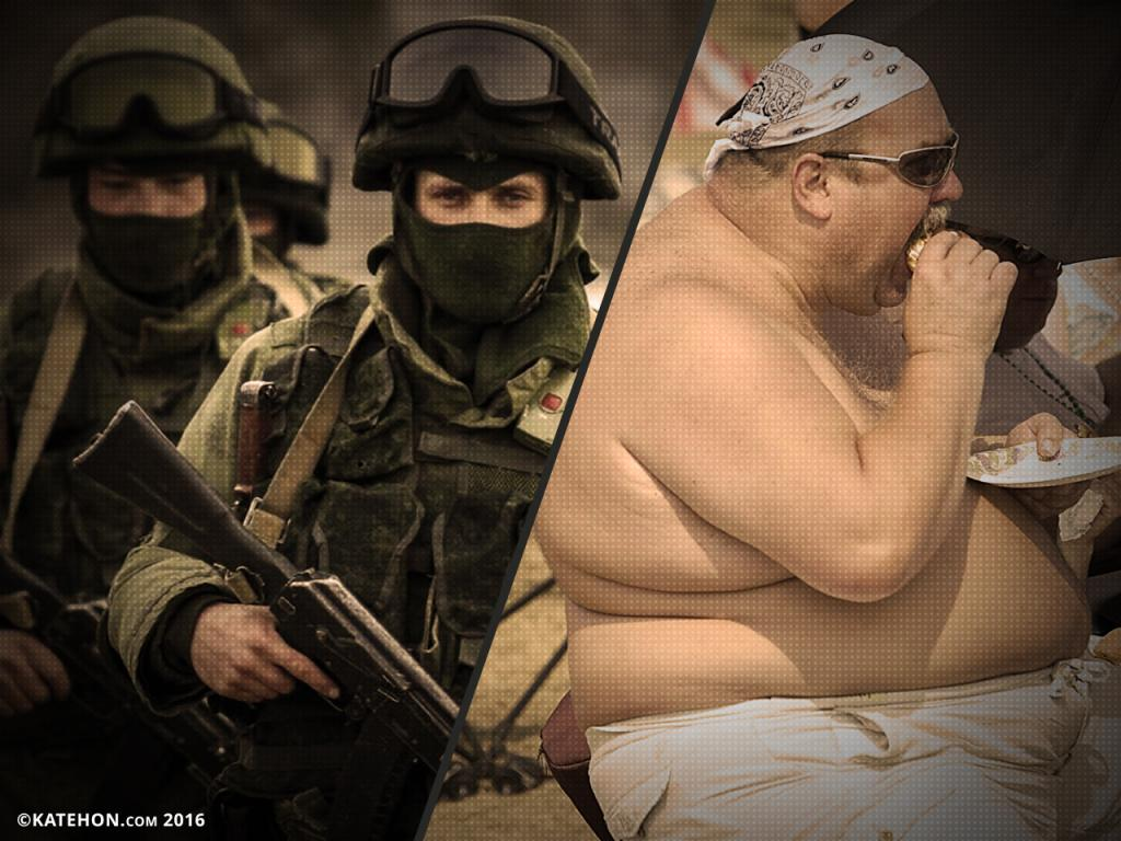 the heroic vs the hedonistic in modern geopolitical context