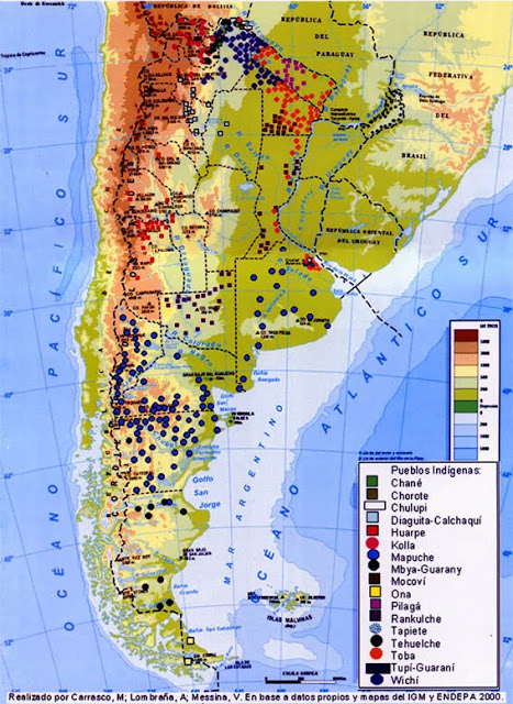 Argentina Katehon Think Tank Geopolitics Tradition - Argentina agriculture map
