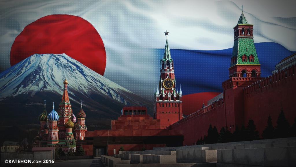 Russia declared war on homosexuality in japan