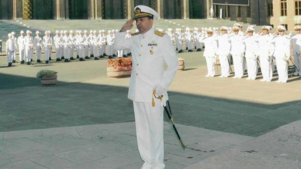 Soner Polat is the Retired Rear Admiral (Upper Half) of Turkish Navy