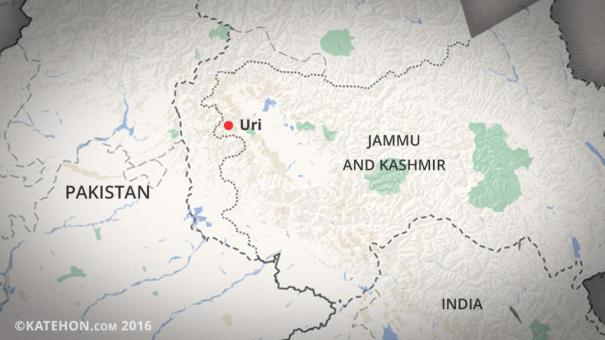 Attack in Kashmir