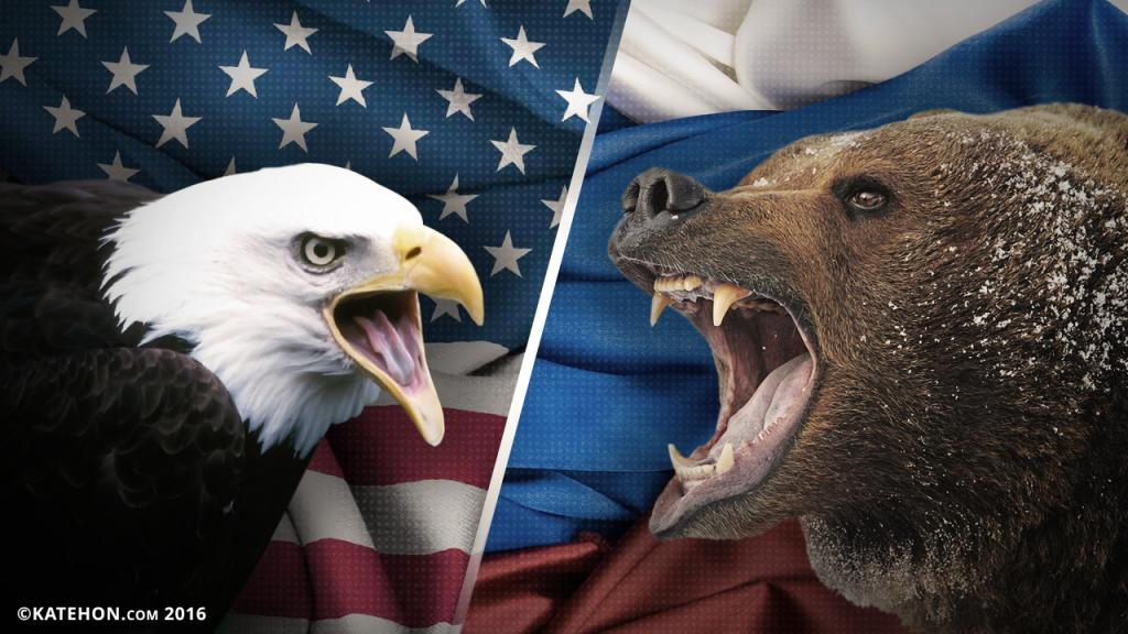Image result for russia vs usa